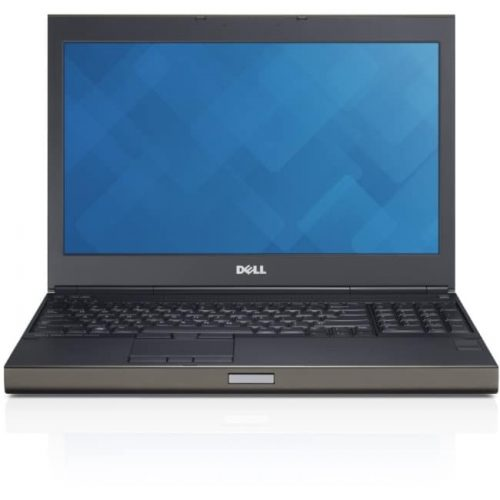 """Dell Precision M4800 15.6"""" LCD Mobile Workstation - Intel Core i5 i5-4200M Dual-core (2 Core) 2.50 GHz - 8 GB DDR3L SDRAM - 500 GB HHD - 1366 x 768 - Black, Brown"""