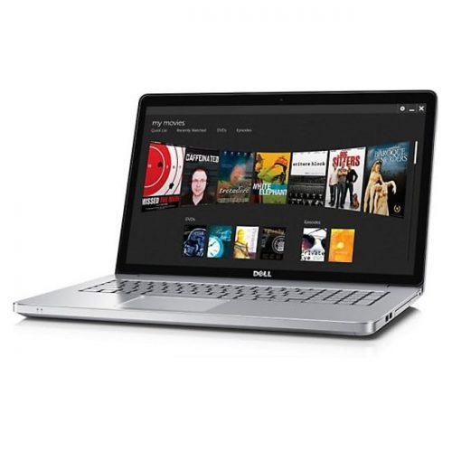 "Dell Inspiron 17 7000 7737 17.3"" Touchscreen Notebook - Intel Core i5 (4th Gen) i5-4210U Dual-core (2 Core) 1.70 GHz - 8 GB DDR3L SDRAM - 1 TB HDD - Windows 8.1 - 1920 x 1080 - Silver"