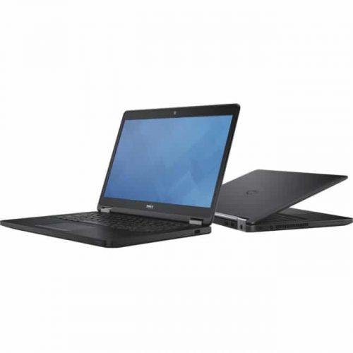 "Dell Latitude 14 5000 E5450 14"" LCD Notebook - Intel Core i5 (4th Gen) i5-4210U Dual-core (2 Core) 1.70 GHz - 4 GB DDR3L SDRAM - 500 GB HDD - Windows 7 Professional 64-bit - 1366 x 768 - Black"