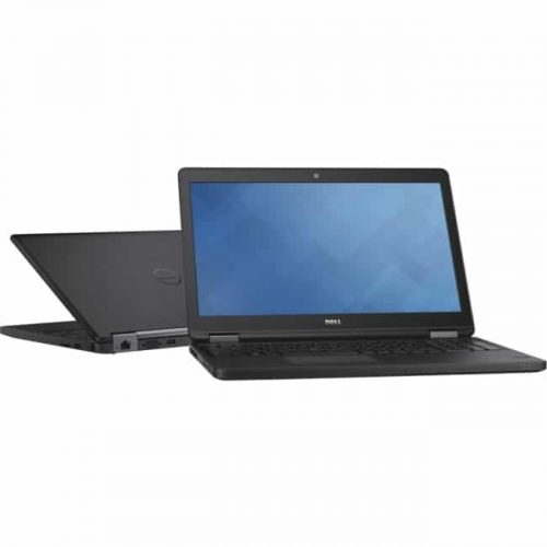 "Dell Latitude 15 5000 E5550 15.6"" LCD Notebook - Intel Core i5 (4th Gen) i5-4310U Dual-core (2 Core) 2 GHz - 8 GB DDR3L SDRAM - 500 GB HDD - Windows 7 Professional 64-bit - 1920 x 1080 - Black"