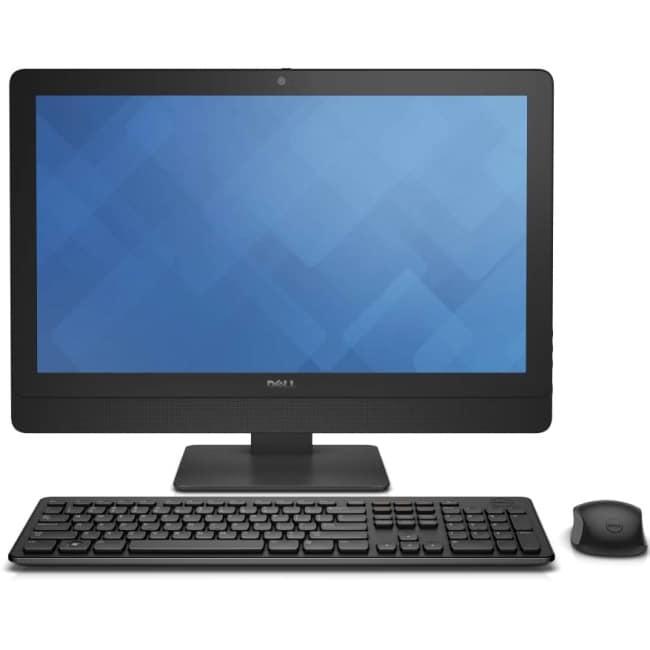 """Dell OptiPlex 9030 All-in-One Computer - Intel Core i5 (4th Gen) 3 GHz - 8 GB DDR3 SDRAM - 500 GB HDD - 23"""" 1920 x 1080 - Windows 8.1 Pro 64-bit - Desktop - Black"""
