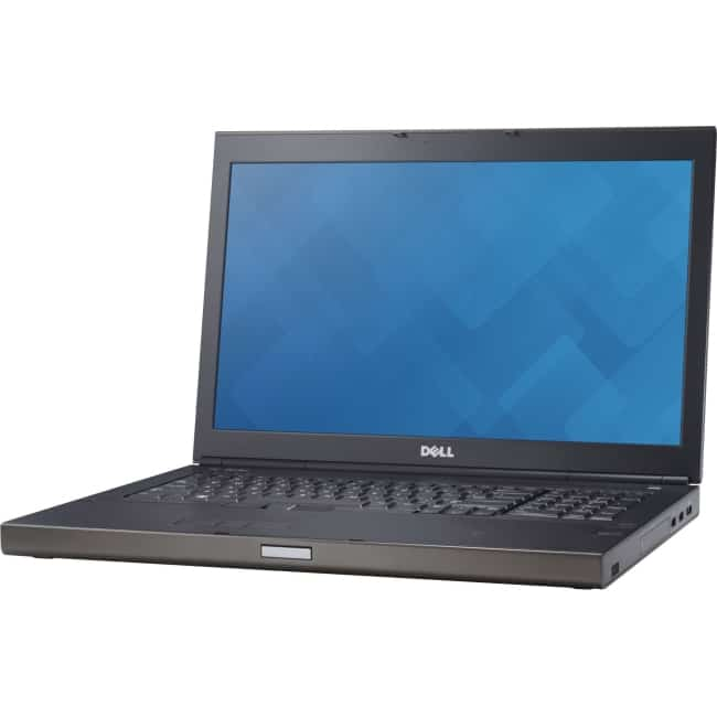 "Dell Precision M6800 17.3"" LCD Notebook - Intel Core i7 i7-4910MQ Quad-core (4 Core) 2.90 GHz - 16 GB DDR3L SDRAM - 256 GB SSD - Windows 7 Professional - 1920 x 1080"