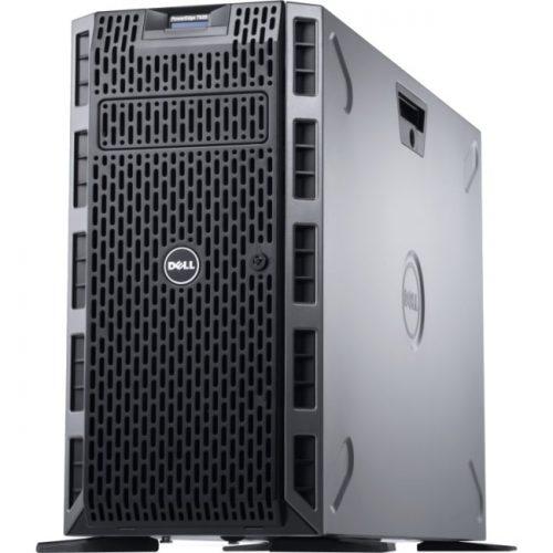 Dell PowerEdge T630 5U Tower Server - Intel Xeon E5-2609 v3 Hexa-core (6 Core) 1.90 GHz - 8 GB Installed DDR4 SDRAM - 300 GB HDD - 12Gb/s SAS, Serial ATA/600 Controller - 0, 1, 5, 10, 50 RAID Levels - 495 W