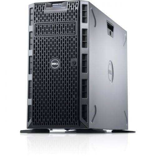 Dell PowerEdge T630 5U Tower Server - Intel Xeon E5-2620 v3 Hexa-core (6 Core) 2.40 GHz - 8 GB Installed DDR4 SDRAM - 300 GB HDD - 12Gb/s SAS, Serial ATA/600 Controller - 0, 1, 5, 6, 10, 50, 60 RAID Levels - 495 W