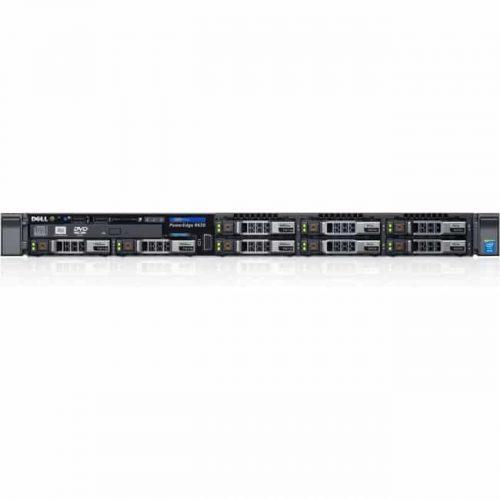 Dell PowerEdge R630 1U Rack Server - Intel Xeon E5-2690 v3 Dodeca-core (12 Core) 2.60 GHz - 16 GB Installed DDR4 SDRAM - 300 GB HDD - 12Gb/s SAS, Serial ATA/600 Controller - 0, 1, 5, 6, 10, 50, 60 RAID Levels
