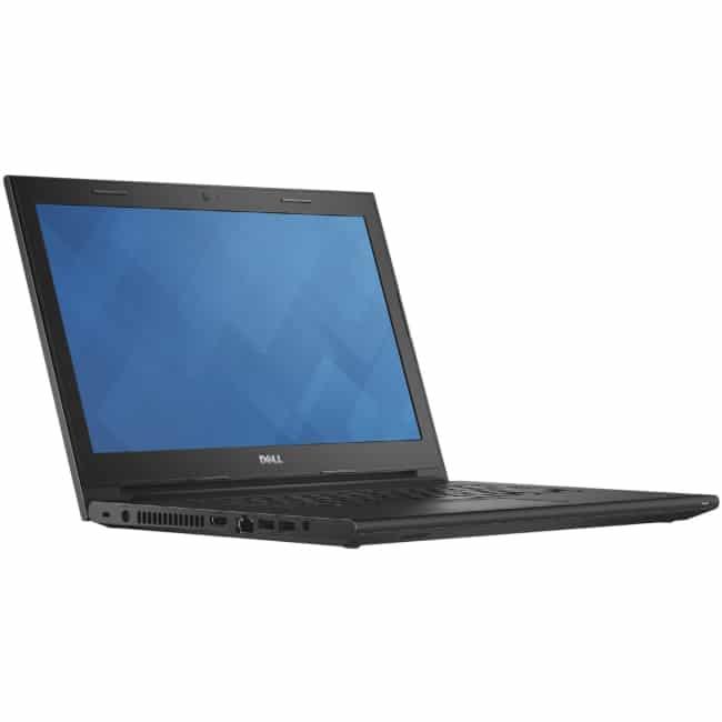 "Dell Inspiron 14 3000 14-3451 14"" LCD Notebook - Intel Celeron N2840 Dual-core (2 Core) 2.16 GHz - 2 GB DDR3L SDRAM - 500 GB HDD - Windows 8.1 with Bing 64-bit (English) - 1366 x 768 - TrueLife - Black"