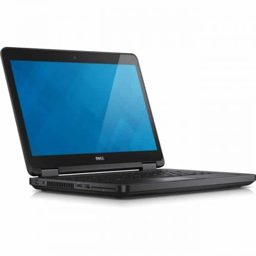 "Dell Latitude 14 5000 E5450 14"" LCD Notebook - Intel Core i5 i5-5300U Dual-core (2 Core) 2.30 GHz - 8 GB DDR3L SDRAM - 128 GB SSD - Windows 7 Professional 64-bit - 1920 x 1080 - Black"
