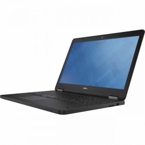 "Dell Latitude 15 5000 E5550 15.6"" LCD Notebook - Intel Core i5 i5-5200U Dual-core (2 Core) 2.20 GHz - 4 GB DDR3L SDRAM - 500 GB HDD - Windows 7 Professional 64-bit - 1366 x 768 - Black"