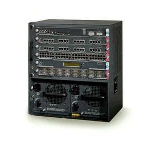 Cisco 6506-E Switch Chassis