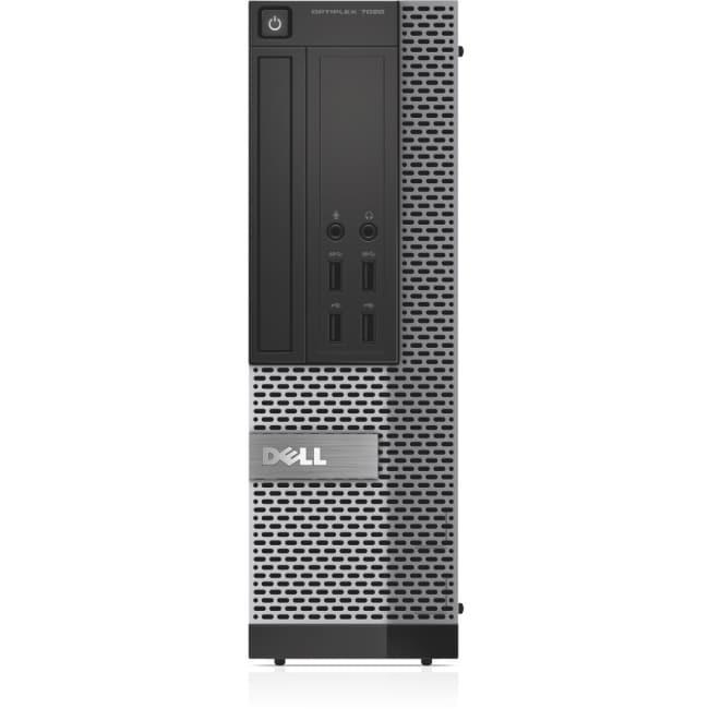 Dell OptiPlex 7020 Desktop Computer - Intel Core i5 (4th Gen) i5-4590 3.30 GHz - 8 GB DDR3 SDRAM - 500 GB HDD - Windows 7 Professional 64-bit (English/French) upgradable to Windows 8.1 Pro - Small Form Factor