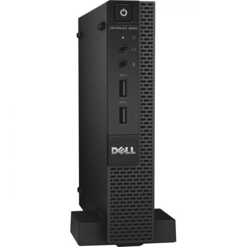 Dell OptiPlex 9020 Desktop Computer - Intel Core i5 i5-4590T 2 GHz - 8 GB DDR3 SDRAM - 500 GB HDD - Windows 7 Professional - Micro PC