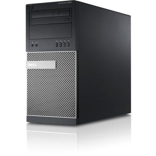 Dell OptiPlex 9020 Desktop Computer - Intel Core i7 (4th Gen) i7-4790 3.60 GHz - 8 GB DDR3 SDRAM - 500 GB HDD - Windows 7 Professional - Mini-tower