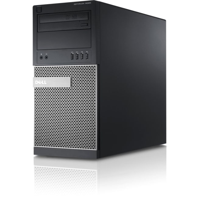 Dell OptiPlex 9020 Desktop Computer - Intel Core i7 (4th Gen) i7-4790 3.60 GHz - 8 GB DDR3 SDRAM - 500 GB HDD - Windows 7 Professional - Mini-tower
