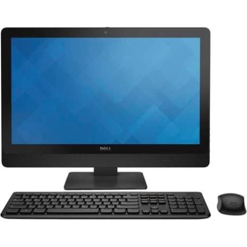 """Dell OptiPlex 9030 All-in-One Computer - Intel Core i5 i5-4590S 3 GHz - 8 GB DDR3 SDRAM - 500 GB HDD - 23"""" 1920 x 1080 - Windows 7 Professional 64-bit - Desktop - Black"""