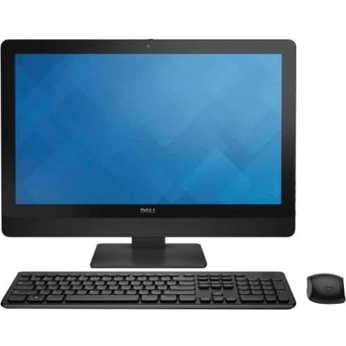 """Dell OptiPlex 9030 All-in-One Computer - Intel Core i7 i7-4790S 3.20 GHz - 8 GB DDR3 SDRAM - 500 GB HDD - 23"""" 1920 x 1080 - Windows 7 Professional 64-bit - Desktop - Black"""