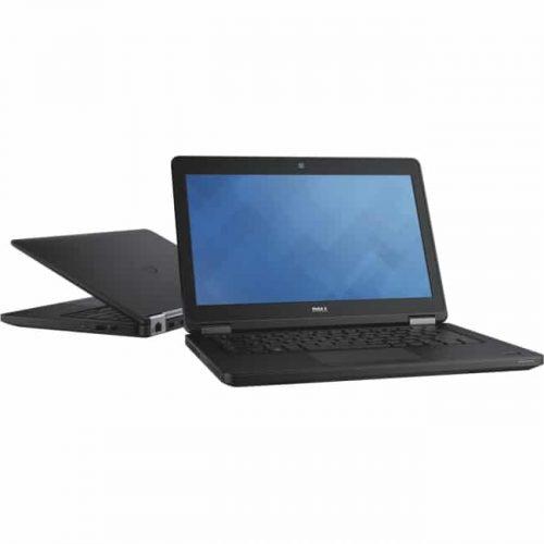 """Dell Latitude 12 5000 E5250 12.5"""" LCD Notebook - Intel Core i5 (5th Gen) i5-5300U Dual-core (2 Core) 2.30 GHz - 4 GB DDR3L SDRAM - 500 GB HDD - Windows 8 Pro"""