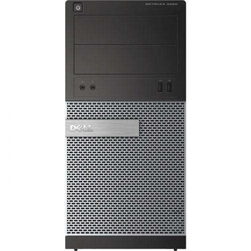 Dell OptiPlex 3020 Desktop Computer - Intel Celeron G1840 2.80 GHz - 4 GB - 500 GB HDD - Windows 7 Professional 64-bit - Mini-tower