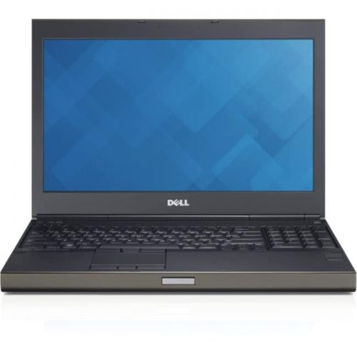 "Dell Precision M4800 15.6"" LCD Mobile Workstation - Intel Core i7 i7-4910MQ Quad-core (4 Core) 2.90 GHz - 16 GB DDR3L SDRAM - 256 GB SSD - Windows 7 Professional"