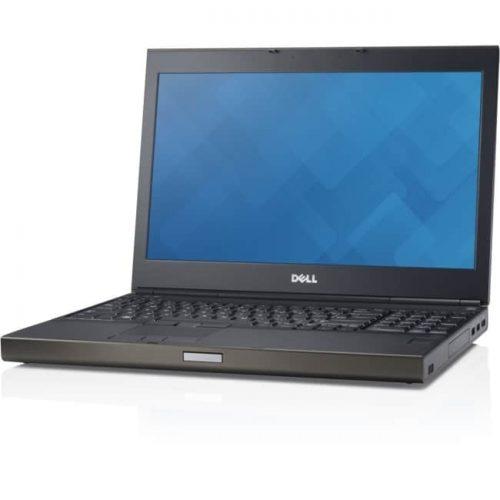 """Dell Precision M4800 15.6"""" LCD Mobile Workstation - Intel Core i7 i7-4810MQ Quad-core (4 Core) 2.80 GHz - 8 GB DDR3 SDRAM - 256 GB SSD - Windows 7 Professional 64-bit - 1920 x 1080"""
