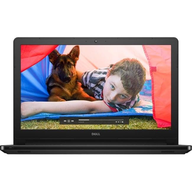 "Dell Inspiron 15 5000 15-5555 15.6"" LCD Notebook - AMD A-Series A8-7410 Quad-core (4 Core) 2.20 GHz - 8 GB DDR3L SDRAM - 1 TB HDD - Windows 8.1 64-bit (English) - 1366 x 768 - Black"