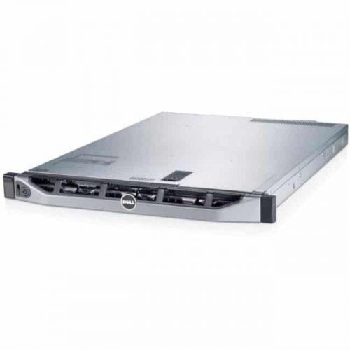 Dell PowerEdge R320 1U Rack Server - 1 x Intel Xeon E5-2407 v2 Quad-core (4 Core) 2.40 GHz - 8 GB Installed DDR3 SDRAM - 300 GB (1 x 300 GB) HDD - 6Gb/s SAS Controller - 0, 1, 5, 10, 50 RAID Levels - 350 W