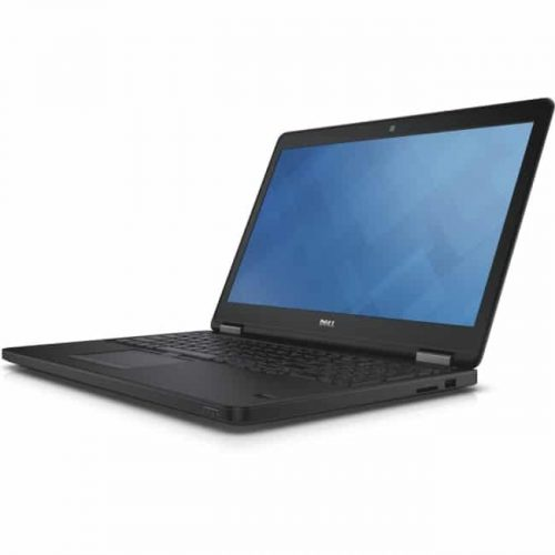 "Dell Latitude 15 5000 E5550 15.6"" LCD Notebook - Intel Core i5 (5th Gen) i5-5200U Dual-core (2 Core) 2.20 GHz - 4 GB DDR3L SDRAM - 500 GB HDD - Windows 7 Professional 64-bit (English/French) - 1366 x 768 - Black"