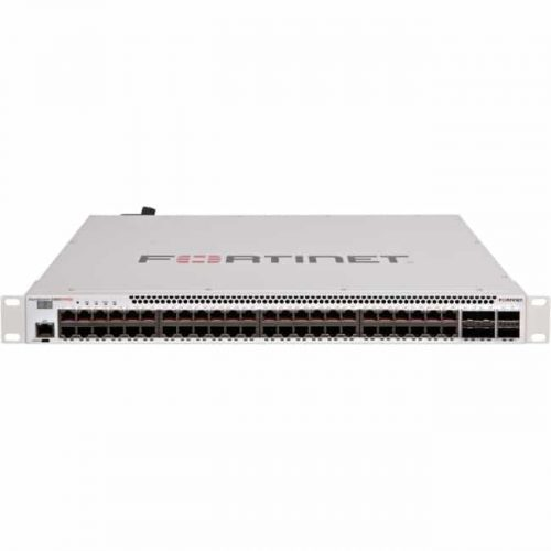 Fortinet FortiSwitch 548D-FPOE Ethernet Switch