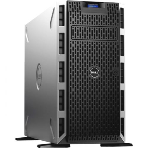 Dell PowerEdge T430 5U Tower Server - Intel Xeon E5-2620 v3 Hexa-core (6 Core) 2.40 GHz - 8 GB Installed DDR4 SDRAM - 1 TB (1 x 1 TB) HDD
