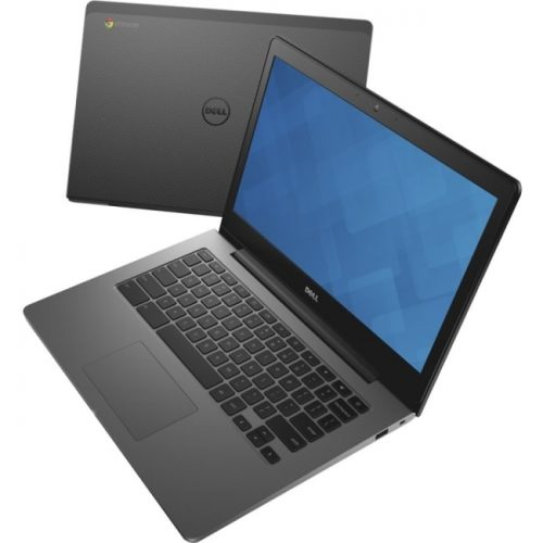 "Dell Chromebook 13-7310 13.3"" LCD Chromebook - Intel Celeron 3205U 1.50 GHz - 4 GB DDR3L SDRAM - 16 GB SSD - Chrome OS - 1920 x 1080 - In-plane Switching (IPS) Technology - Black"