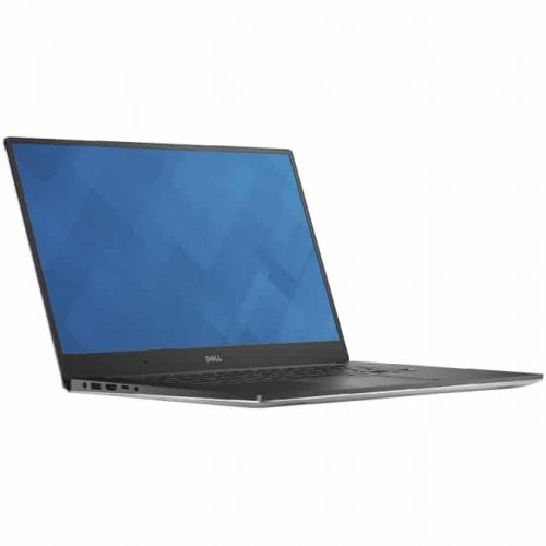 "Dell XPS 15-9550 15.6"" Touchscreen LCD Notebook - Intel Core i7 (6th Gen) i7-6700HQ Quad-core (4 Core) 2.60 GHz - 16 GB DDR4 SDRAM - 512 GB SSD - Windows 10 Home 64-bit (English) - 3840 x 2160 - In-plane Switching (IPS) Technology - Silver"