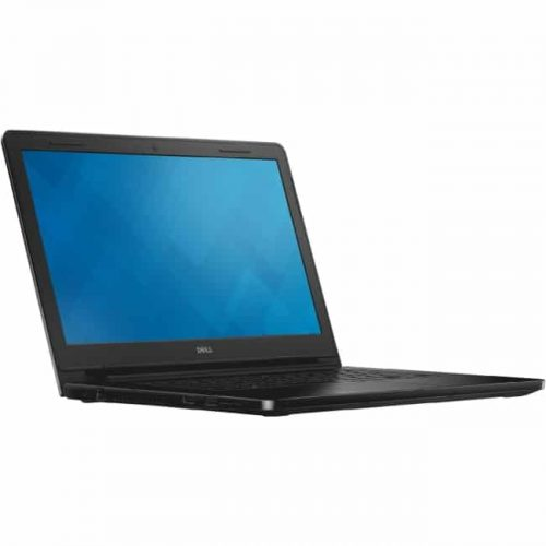 """Dell Inspiron 14-3000 14-3452 14"""" LCD Notebook - Intel Celeron N3050 Dual-core (2 Core) 1.60 GHz - 2 GB - 500 GB HDD - Windows 10 Home - Black"""