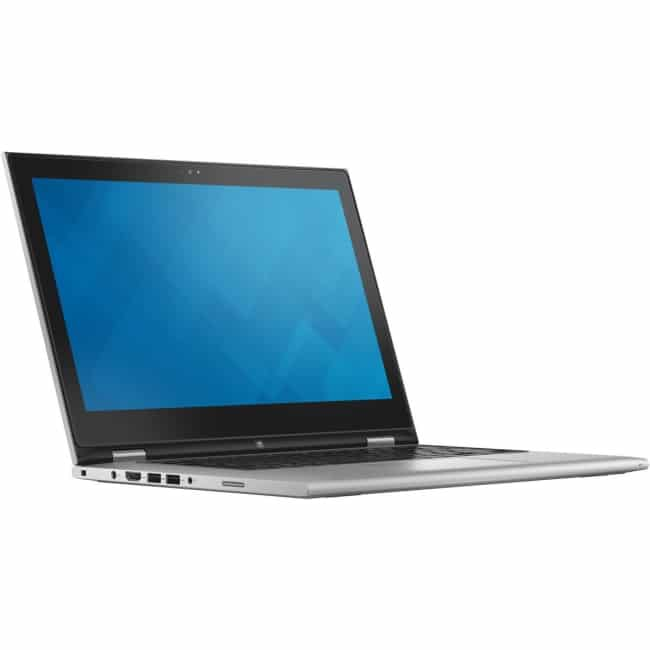 """Dell Inspiron 13 7000 13-7359 13.3"""" Touchscreen LCD 2 in 1 Notebook - Intel Core i5 i5-6200U Dual-core (2 Core) 2.30 GHz - 8 GB DDR3L SDRAM - 500 GB HHD - Windows 10 Home 64-bit (English) - 1920 x 1080 - TrueLife, In-plane Switching (IPS) Technology - Convertible - Red"""