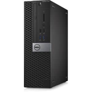 Dell OptiPlex 7040 Desktop Computer - Intel Core i5 i5-6500 3.20 GHz - 8 GB DDR4 SDRAM - 500 GB HDD - Windows 7 Professional - Small Form Factor