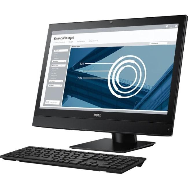 "Dell OptiPlex 24 7000 7440 All-in-One Computer - Intel Core i5 (6th Gen) i5-6500 3.20 GHz - 4 GB DDR4 SDRAM - 500 GB HDD - 23.8"" - Windows 7 Professional (English) - Desktop"