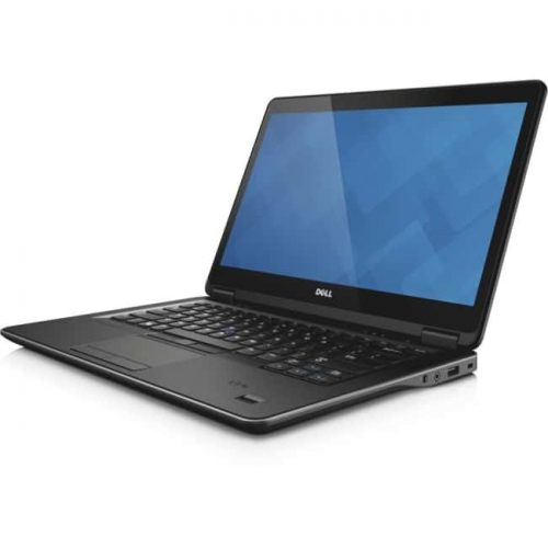 "Dell Latitude 14 7000 E7450 14"" Ultrabook - Intel Core i7 (5th Gen) i7-5600U Dual-core (2 Core) 2.60 GHz - 8 GB DDR3L SDRAM - 128 GB SSD - Windows 7 Professional"