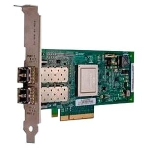 Dell QLogic 2562 Dual Channel 8Gb Optical Fibre Channel HBA PCIe Low Profile - Kit