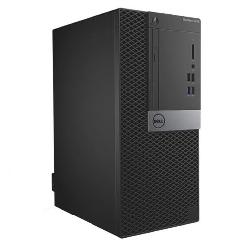Dell OptiPlex 3040 Desktop Computer - Intel Core i5 (6th Gen) i5-6500 3.20 GHz - 8 GB DDR3L SDRAM - Windows 7 Professional 64-bit (English/French/Spanish) - Mini-tower