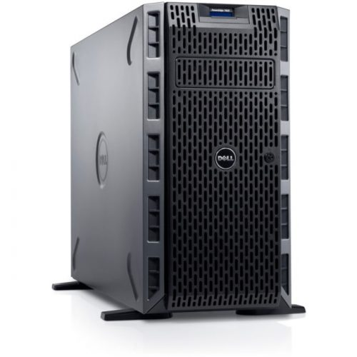 Dell PowerEdge T430 5U Tower Server - Intel Xeon 2.40 GHz - 32 GB Installed DDR4 SDRAM - 2 TB (4 x 500 GB) HDD - Windows Server 2012 - Serial Attached SCSI (SAS), Serial ATA Controller