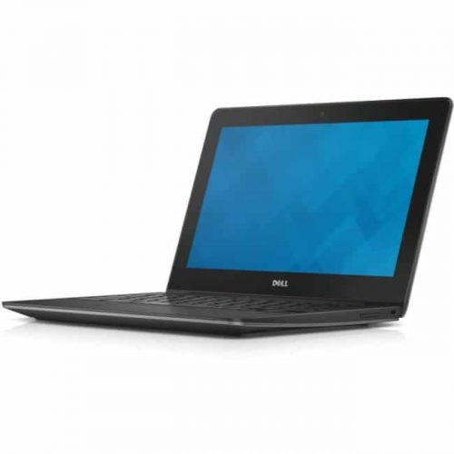 "Dell Chromebook 11 11.6"" Chromebook - Intel Celeron N2840 Dual-core (2 Core) 2.16 GHz - 4 GB DDR3L SDRAM - 16 GB SSD - Chrome OS - 1366 x 768 - Blue"