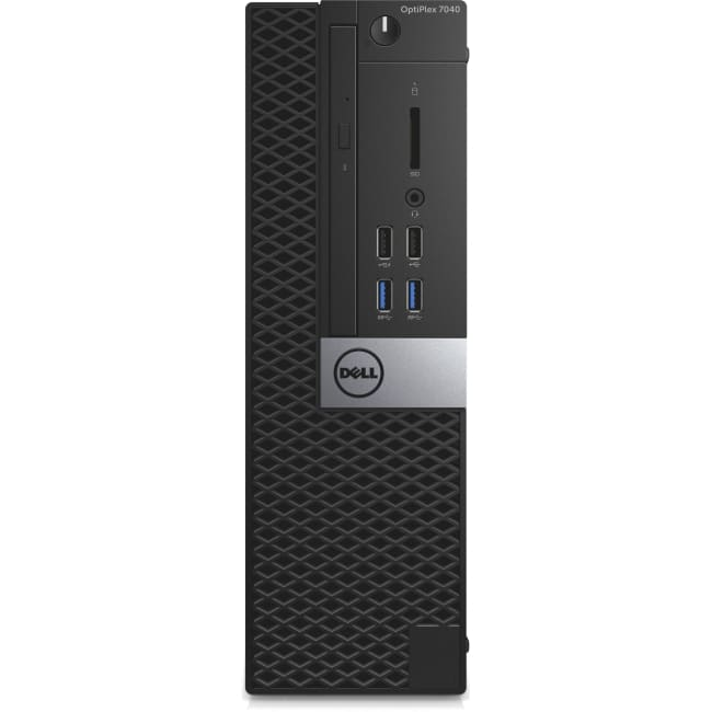 Dell OptiPlex 7000 7040 Desktop Computer - Intel Core i5 - 8 GB DDR4 SDRAM - 256 GB SSD - Windows 7 Professional - Small Form Factor