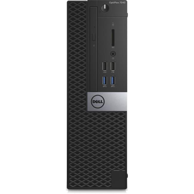 Dell OptiPlex 7000 7040 Desktop Computer - Intel Core i5 (6th Gen) i5-6500 3.20 GHz - 8 GB DDR4 SDRAM - 256 GB SSD - Small Form Factor