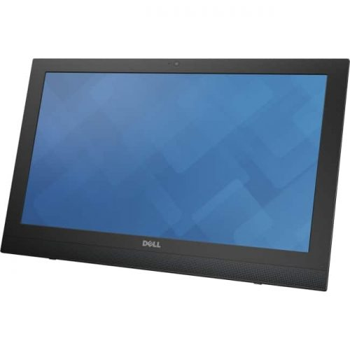 "Dell Inspiron 20 3000 20-3052 All-in-One Computer - Intel Pentium N3700 1.60 GHz - 4 GB DDR3 SDRAM - 500 GB HDD - 19.5"" 1600 x 900 - Windows 10 - Desktop"