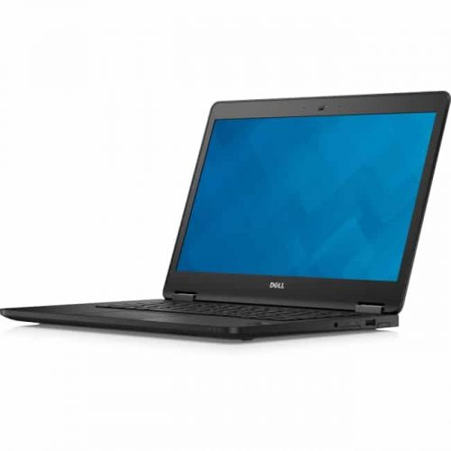 "Dell Latitude 14 7000 E7470 14"" Ultrabook - Intel Core i5 (6th Gen) i5-6300U Dual-core (2 Core) 2.40 GHz - 4 GB DDR4 SDRAM - 128 GB SSD - Windows 7 Professional 64-bit (English/French/Spanish) - 1920 x 1080 - Black"
