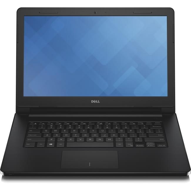 "Dell Inspiron 14 3000 14-3452 14"" Notebook - Intel Celeron N3050 Dual-core (2 Core) 1.60 GHz - 2 GB DDR3L SDRAM - 32 GB Flash Memory Capacity - Windows 10 Home 64-bit - 1366 x 768 - Black"
