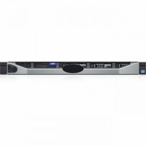 Dell PowerEdge R430 1U Rack Server - 2 x Intel Xeon E5-2620 v3 Hexa-core (6 Core) 2.40 GHz - 16 GB Installed DDR4 SDRAM - 2 TB (2 x 1 TB) HDD