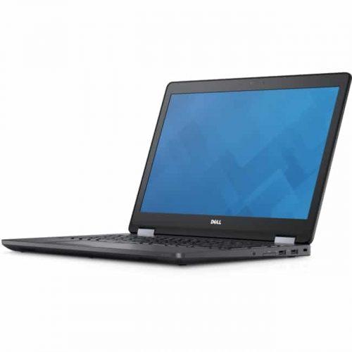 "Dell Latitude E5570U 15.6"" Notebook - Intel Core i5 (6th Gen) i5-6300U Dual-core (2 Core) 2.40 GHz - 8 GB DDR4 SDRAM - 256 GB SSD - Windows 10 Pro 64-bit (English/French/Spanish) - 1920 x 1080"