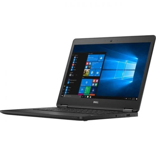 "Dell Latitude 14 7000 E7470 14"" Ultrabook - Intel Core i5 (6th Gen) i5-6300U Dual-core (2 Core) 2.40 GHz - 8 GB DDR4 SDRAM - 180 GB SSD - Windows 10 Pro 64-bit (English/French/Spanish) - 1366 x 768"
