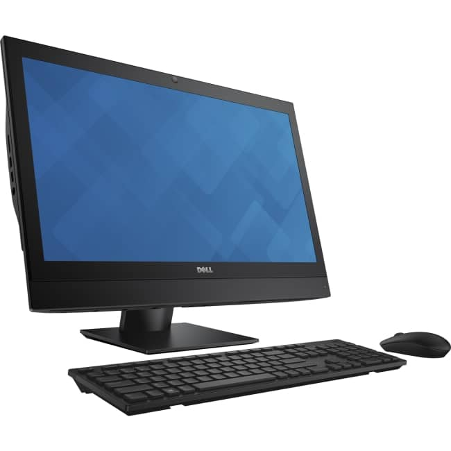 "Dell OptiPlex 22 3000 3240 All-in-One Computer - Intel Core i5 (6th Gen) i5-6500 3.20 GHz - 8 GB DDR3L SDRAM - 256 GB SSD - 21.5"" - Windows 10 Pro 64-bit (English/French/Spanish) - Desktop"