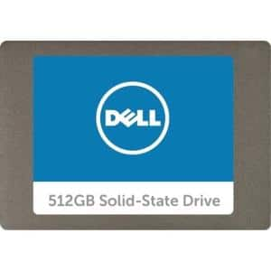 "Dell 512 GB 2.5"" Internal Solid State Drive"