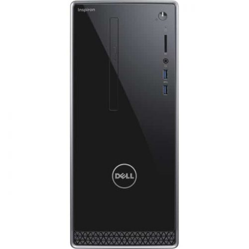 Dell Inspiron 3000 3656 Desktop Computer - AMD FX-Series FX-8800P 2.10 GHz - 16 GB DDR3L SDRAM - 2 TB HDD - Windows 10 Home 64-bit